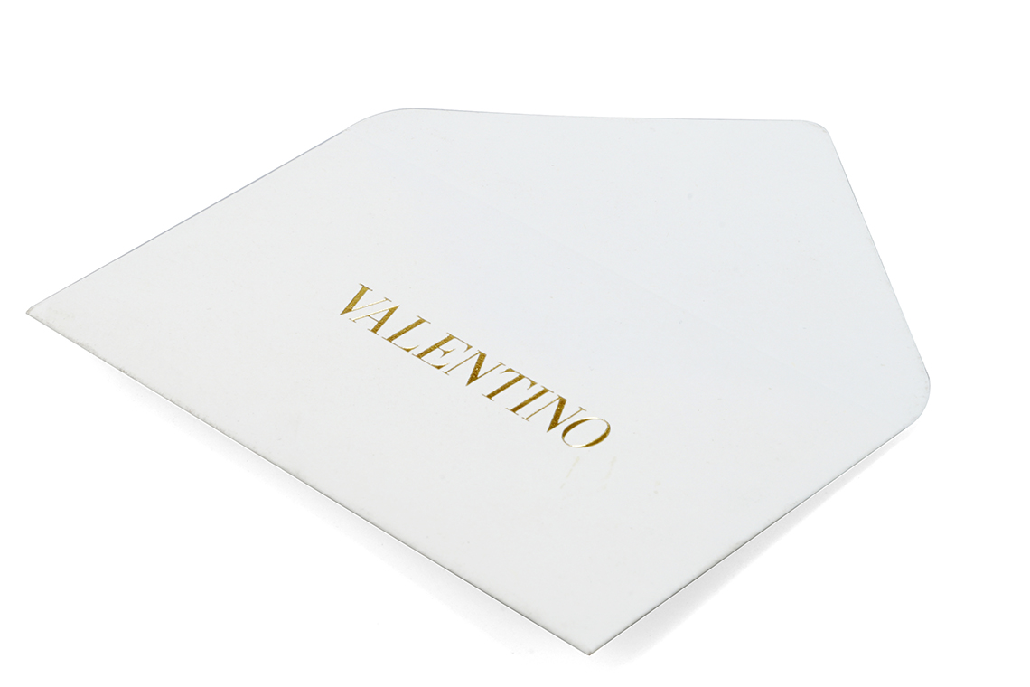 Valentino Guarantee Card Set