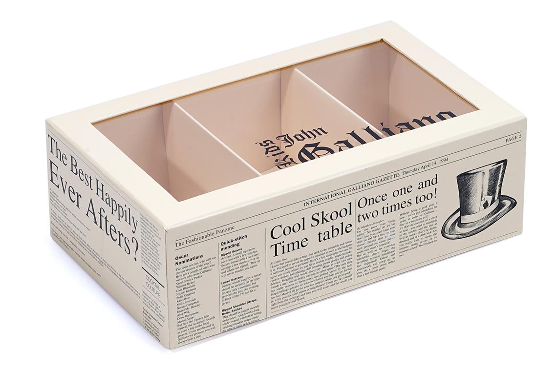 John Galliano Kids Box