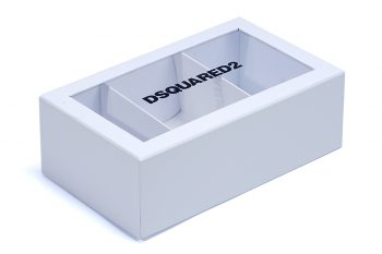 DSQUARED Laminated Box