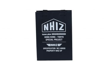 NHIZ Stitched Paper Shopping Bag