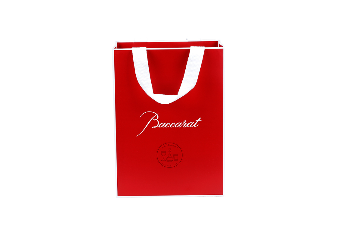 Baccarat Shopping Bag
