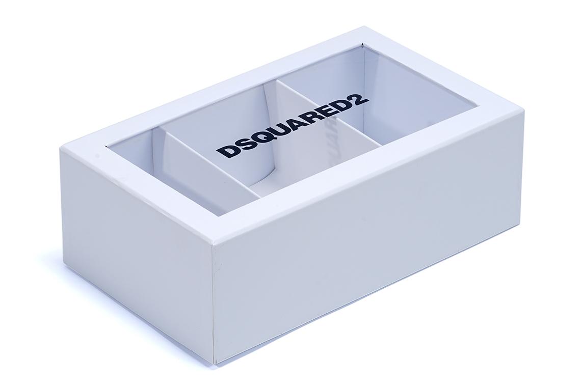 DSQUARED Laminated Box