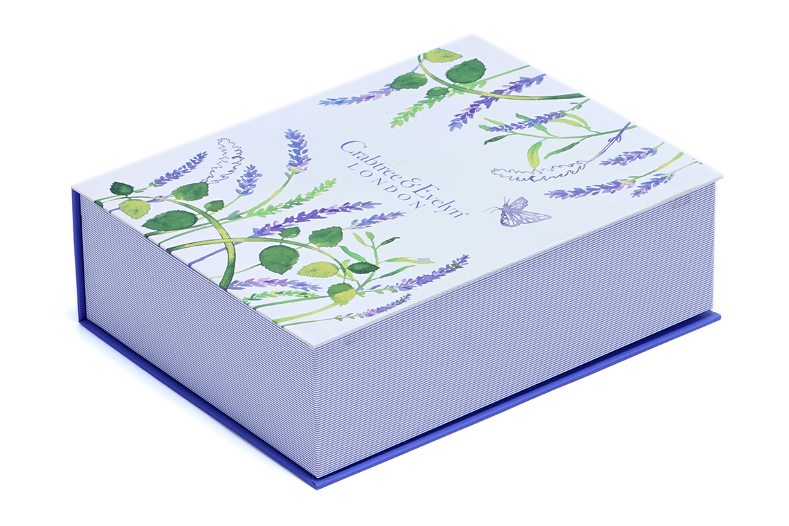 Crabtree & Evelyn Booklet Box