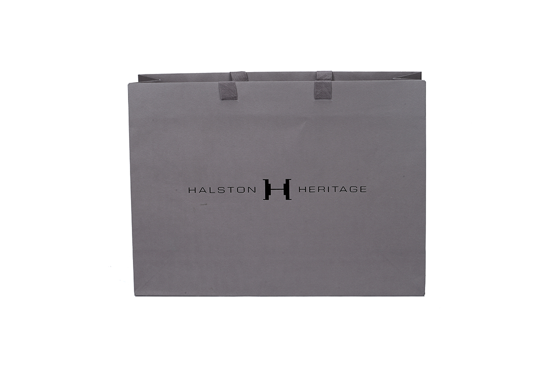 Halston Heritage Recycled Paper Shopping Bag