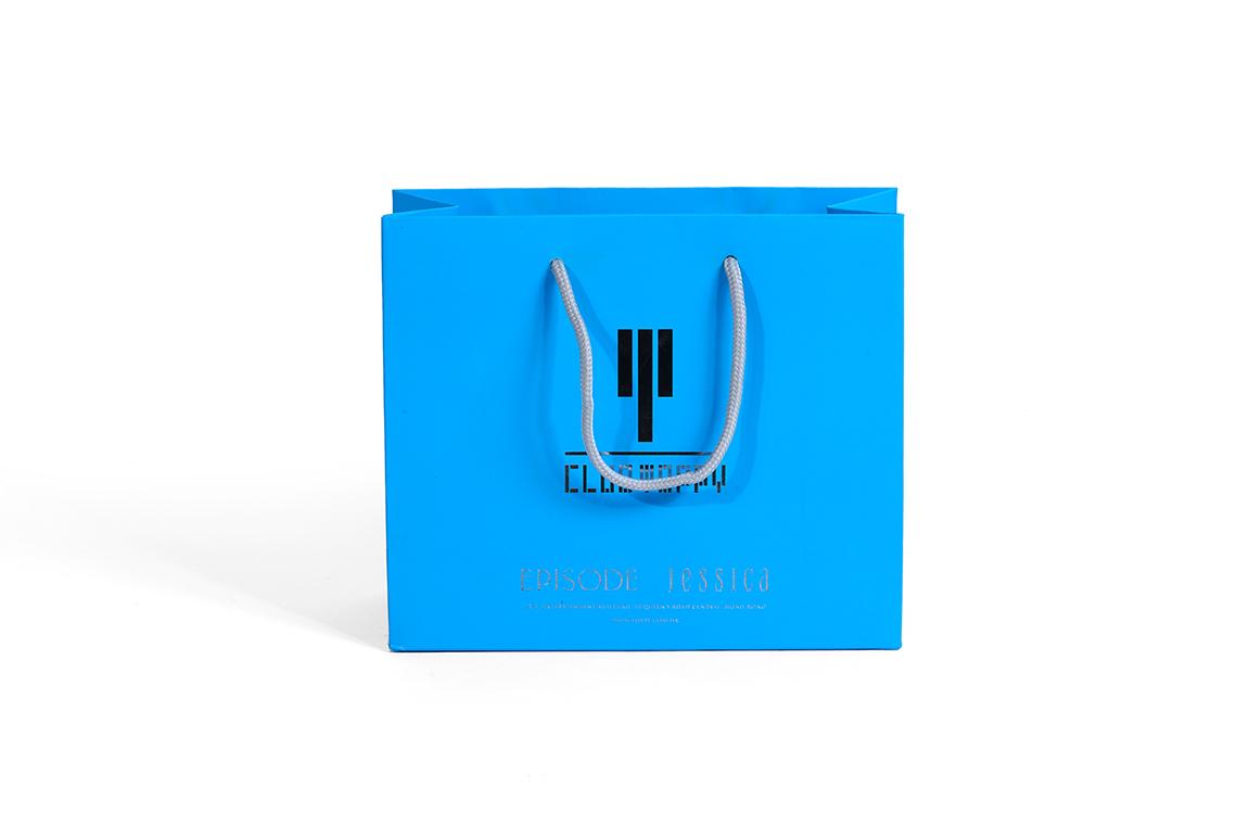 Jessica Laminated Paper Shopping Bag